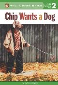 Chip Wants a Dog