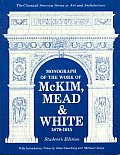 Monograph Of The Work Of Mckim Mead & White