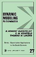 Dynamic Modeling: An Introduction