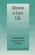 Altruism in Later Life