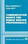 Communication Basics for Human Service Professionals