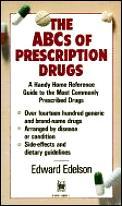 ABCs of Presciption Drugs