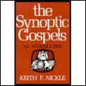 Synoptic Gospels Conflict & Consensus