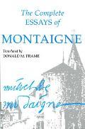 Complete Essays Of Montaigne