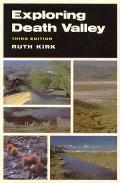 Exploring Death Valley 3rd Edition