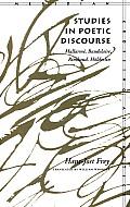 Studies In Poetic Discourse