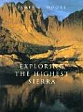 Exploring the Highest Sierra