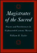 Magistrates Of The Sacred
