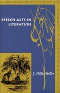 Speech Acts in Literature