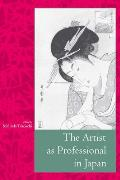 The Artist as Professional in Japan