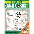 Tuttle Kanji Cards II