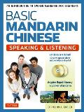Basic Mandarin Chinese Speaking & Listening Textbook An Introduction to Spoken Mandarin for Beginners DVD & MP3 Audio CD Included