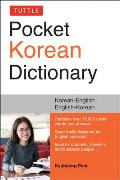 Tuttle Pocket Korean Dictionary Korean English English Korean