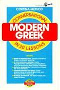 Conversational Modern Greek in 20 Lessons