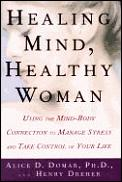 Healing Mind Healthy Woman