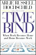 Time Bind When Work Becomes Home & Home