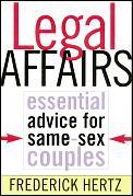 Legal Affairs Essential Advice For Same Sex Couples