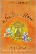 Seasons Of Rome A Journal