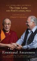 Emotional Awareness Overcoming the Obstacles to Psychological Balance & Compassion A Conversation Between the Dalai Lama & Paul Ekman