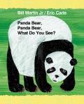 Panda Bear Panda Bear What Do You See