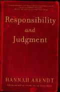 Responsibility & Judgment