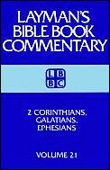 Laymans Bible Book Commentary Volume 21