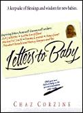 Letters To Baby A Keepsake Of Blessings