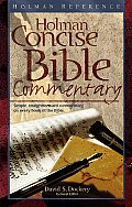 Holman Concise Bible Commentary Simple