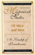 Of Mice & Men A Kinship Of Steinbeck