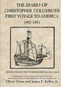 Diary of Christopher Columbuss First Voyage to America 1492 1493
