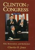 Clinton & Congress 1993 1996
