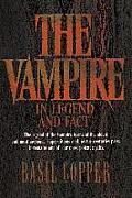 Vampire In Legend Fact & Art