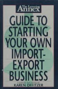 Learning Annex Guide To Starting Import Export