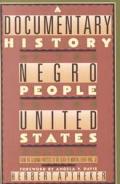 Documentary History Of The Negro Volume 7