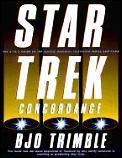 Star Trek Concordance A To Z Guide