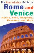 Cheapskates Guide To Rome & Venice