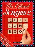 Official Scrabble Quiz Game Book Based
