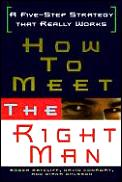 How To Meet Right Man