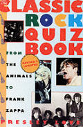 Classic Rock Quiz Book From The Animals