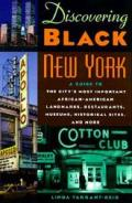 Discovering Black New York A Guide To The Ci