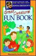 Donna Ericksons Great Outdoors Fun Book