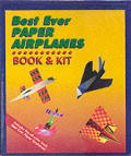 Best Ever Paper Airplanes Book & Kit