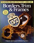 Borders Trim & Frames For Scroll Saws