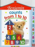 Benjamin Counts From 1 To 10 Balloon