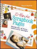10 Minute Scrapbook Pages Hundreds Of