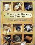 Collecting Rocks & Crystals Hold The T