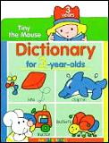 Tiny The Mouse Dictionary For 3 Year Old