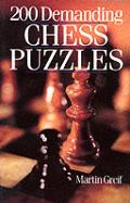 200 Demanding Chess Puzzles
