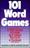 101 Word Games A Wide Variety Of Games
