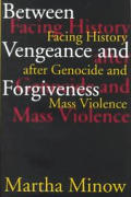 Between Vengeance & Forgiveness